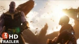 Video: AVENGERS INFINITY WAR Iron Man Trailer (2018)